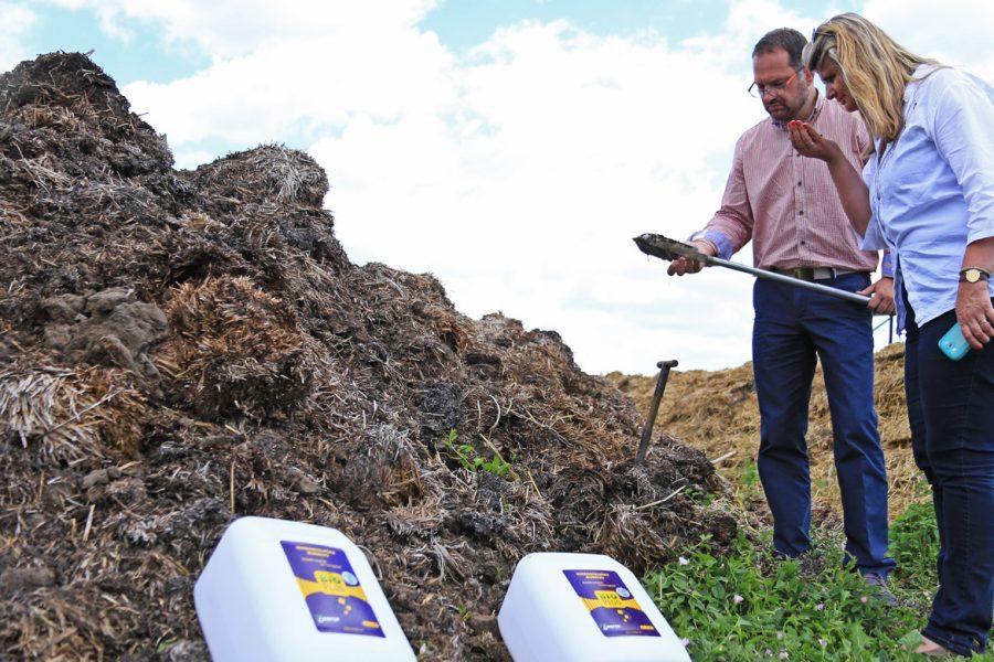 Biofor Bioplug za kompostiranje zemljista